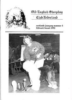 1992 Bobtales nummer 1