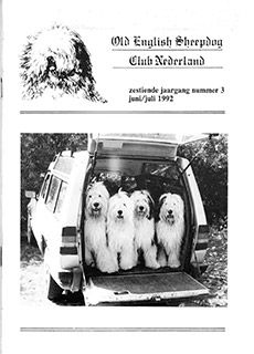 1992 Bobtales nummer 3