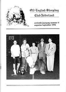 1992 Bobtales nummer 4