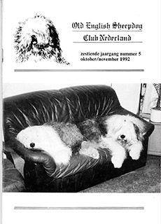 1992 Bobtales nummer 5