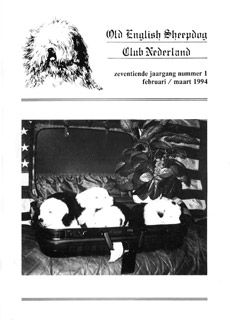 1994 Bobtales nummer 1
