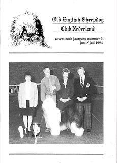 1994 Bobtales nummer 3