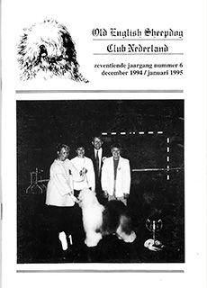 1994 Bobtales nummer 6