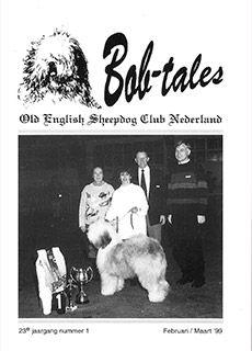 1999 Bobtales nummer 1