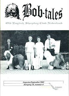2002 Bobtales nummer 4