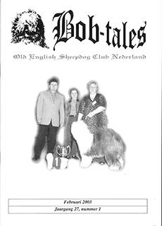 2003 Bobtales nummer 1