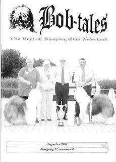 2003 Bobtales nummer 4