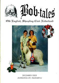2005 Bobtales nummer 6