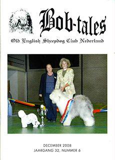 2008 Bobtales nummer 6