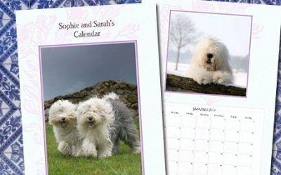 Bestel nu de enige echte Wollewei kalender