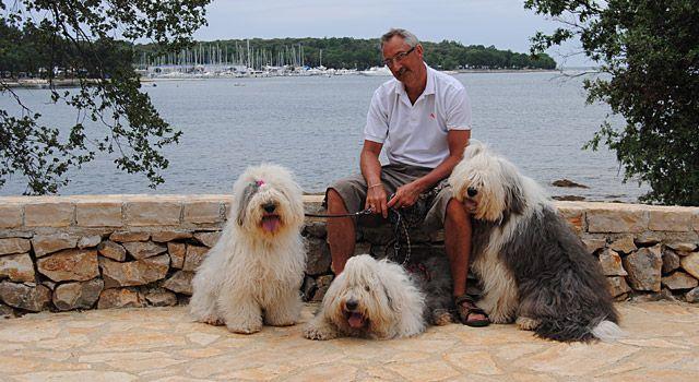 De kampeervakantie van Pebbles, Demi en Nynke naar Istrië