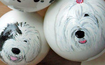 Kerstballen en andere leuke artikelen met jouw Bob erop