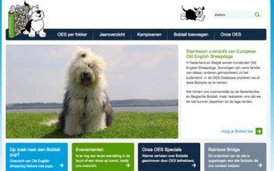 OES-Database ook vernieuwd