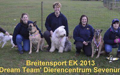 Tweede plek voor Pooh op Europese Kampioenschappen Breitensport